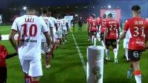 Résumé FC Lorient – AC Ajaccio – J10 2019-2020