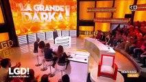 """Cyril Hanouna accueille deux nouveaux chroniqueurs dans son émission du samedi sur C8 """"La Grande Darka"""" - Découvrez leur identité en vidéo"""
