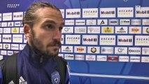 Bastia 1-0 Ste Geneviève : Réaction de M. Moretti