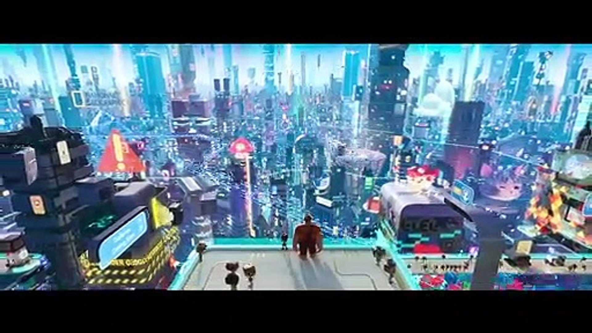 Ralph Breaks the Internet  International Trailer (2018) - Movieclips Trailers