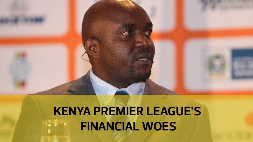 Kenya Premier League's financial woes