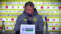 FC Nantes - OGC Nice : la réaction des coachs