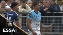 TOP 14 - Essai Sean ROBINSON (AB) - Agen - Bayonne - J6 - Saison 2019/2020
