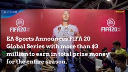 EA Sports Announces FIFA 20 Global Series