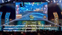 ELEAGUE To Broadcast Rocket League Series On Television