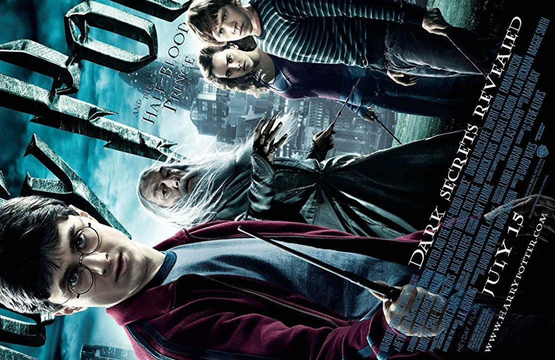 Harry Potter And The Half Blood Prince Movie 2009 Video Dailymotion
