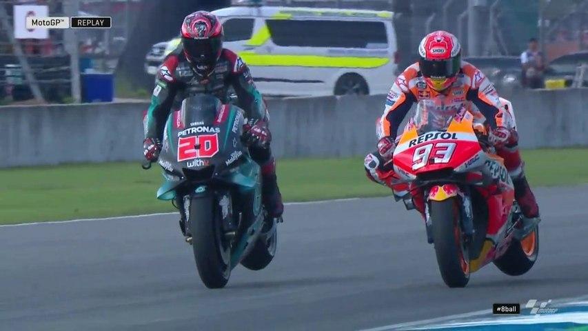 Full Race MotoGP Thailand Buriram - chang international circuit 2019