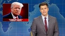 Weekend Update: Trump Brushes Off Impeachment Concerns