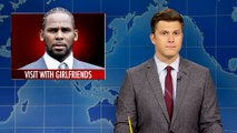 Weekend Update: R. Kelly Held without Bail