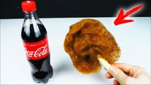 How to Make COTTON CANDY From COCA COLA at HOME. Is it Possible