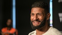 UFC 243: Dhiego Lima post fight interview