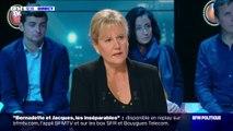 """Pour Nadine Morano, Christophe Castaner """"n'est plus habilité"""" à rester au ministère de l'Intérieur"""