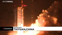 شاهد: الصين تطلق قمرا اصطناعيا قادرا على التقاط صور بدقة عالية لارتفاع متر واحد عن سطح الأرض