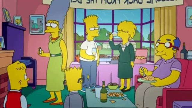 The Simpsons Season 25 Episode 18 - Days of Future Future