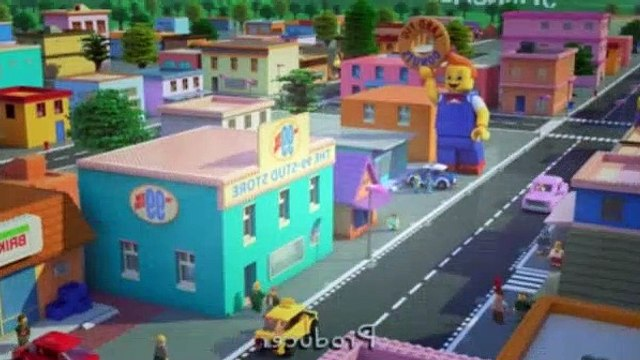 The Simpsons Season 25 Episode 20 - Brick Like Me