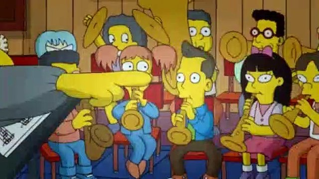 The Simpsons Season 25 Episode 19 - What to Expect When Bart's Expecting