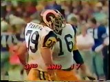 NFL 1978 NFC Championship - Dallas Cowboys @ Los Angeles Rams - full Game part 3