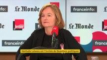 """Nathalie Loiseau : """"En France, nous sommes les champions d'Europe des demandes d'asile, nous en sommes à plus de 100 000 par an. Il faut trouver une solution européenne"""""""
