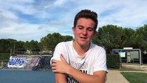 Clapiers : Luca champion de France BMX Free Style