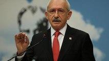 Kılıçdaroğlu: Suriyelilere kızma hakkımız yok, Suriyelileri buraya getirenlere kızacağız