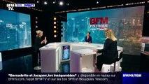 """Le mot de la fin: """"Le budget consacré à la lutte contre l'immigration irrégulière est en réduction dans le budget de Mr Macron"""" - 06/10"""