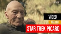 Star Trek Picard - trailer en español
