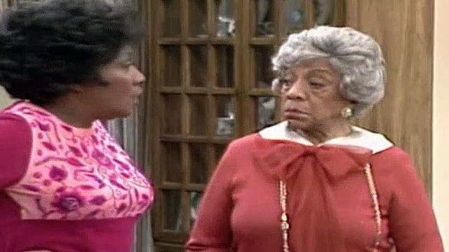 The Jeffersons Season 2 Episode 10 Jenny's Grandparents