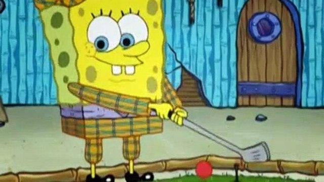 SpongeBob SquarePants Season 9 Episode 1 - A Friendly Game