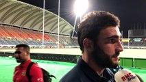 """Mondial de rugby -  XV de France : """"Le plus important, c'est le quart ! Pas le Crunch"""" (Ollivon)"""
