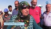 Kamışlı Köyü Sakinleri: 'Meramıza Dokunmayın'