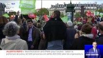 Manifestation contre la PMA pour toutes: 74.500 personnes ont défilé à Paris, selon un comptage indépendant