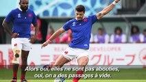 Coupe du monde de rugby: le XV de France en quart de finale