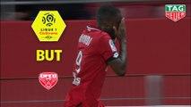 But Stephy MAVIDIDI (38ème) / Dijon FCO - RC Strasbourg Alsace - (1-0) - (DFCO-RCSA) / 2019-20