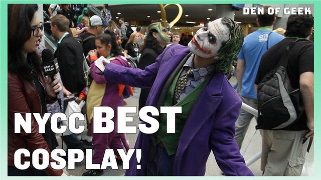 New York Comic Con 2019   Cosplayer Interviews
