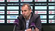 Beşiktaş Teknik Direktörü Avcı: 'Beşiktaş'ın ruhu başka' - İSTANBUL
