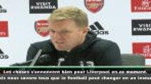 """8e j. - Howe : """"Les choses s'annoncent bien pour Liverpool"""""""