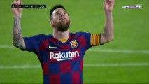 FC Barcelone : Messi, un coup franc pour clore le festival !