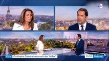 """Attaque à la préfecture de police de Paris : Castaner reconnaît des """"failles"""""""
