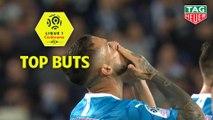 Top buts 9ème journée - Ligue 1 Conforama / 2019-20