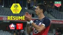 LOSC - Nîmes Olympique (2-2)  - Résumé - (LOSC-NIMES) / 2019-20
