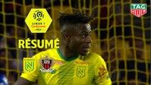 FC Nantes - OGC Nice (1-0)  - Résumé - (FCN-OGCN) / 2019-20