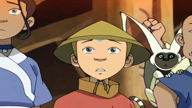 Avatar: The Last Airbender S02E05 Avatar Day - The Last Airbender S02E05