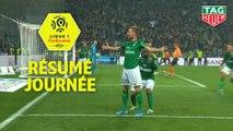 Résumé de la 9ème journée - Ligue 1 Conforama / 2019-20