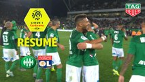 AS Saint-Etienne - Olympique Lyonnais (1-0)  - Résumé - (ASSE-OL) / 2019-20