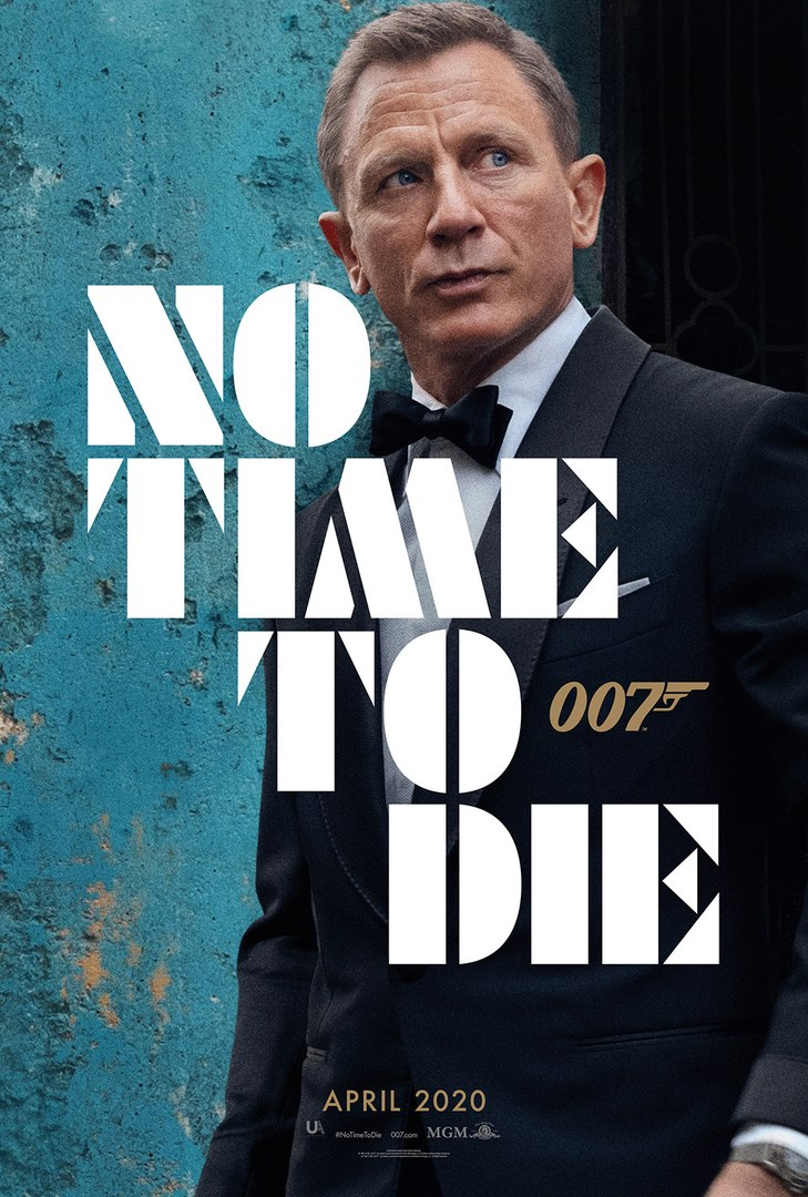 James Bond 25 No Time To Die