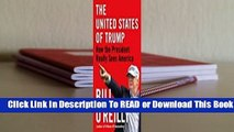 [Read] The United States of Trump: How the President Really Sees America  For Full