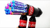 8 AWESOME COCA COLA TRICKS !