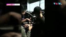 VIDEO: Detik-detik Daffa D'Academy Ditangkap Polisi
