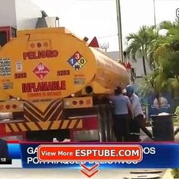 Propietarios de gasolineras solicitan custodia de militares - ESPTUBE.COM