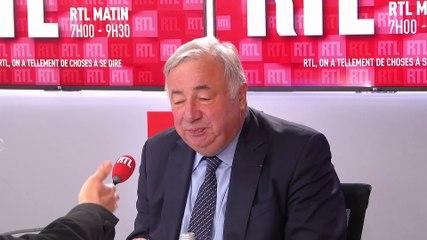 Gérard Larcher - RTL lundi 7 octobre 2019